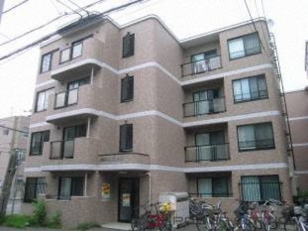 札幌市東区北11条東1丁目0賃貸マンション外観写真