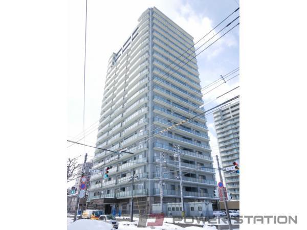 札幌市東区北9条東3丁目0賃貸マンション外観写真