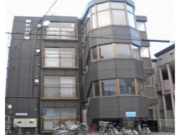 札幌市東区北11条東3丁目0賃貸マンション外観写真