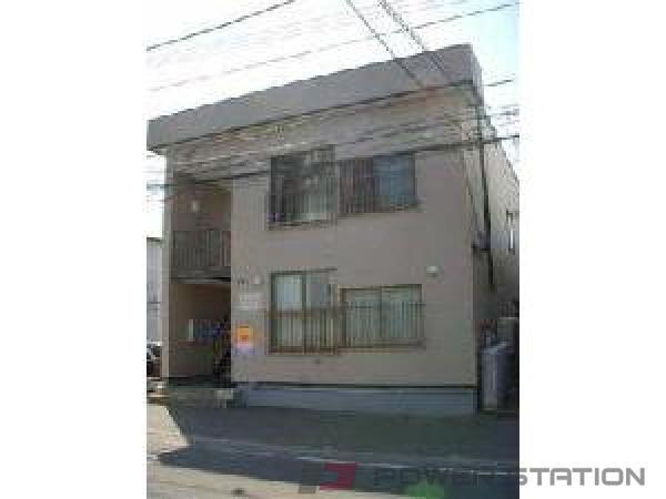 札幌市東区北8条東5丁目0賃貸アパート外観写真