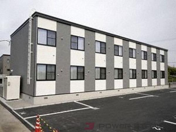 札幌市東区東苗穂12条4丁目0賃貸アパート外観写真
