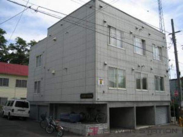札幌市東区北10条東11丁目1賃貸アパート外観写真