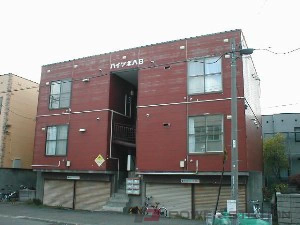 札幌市東区北8条東13丁目0賃貸アパート
