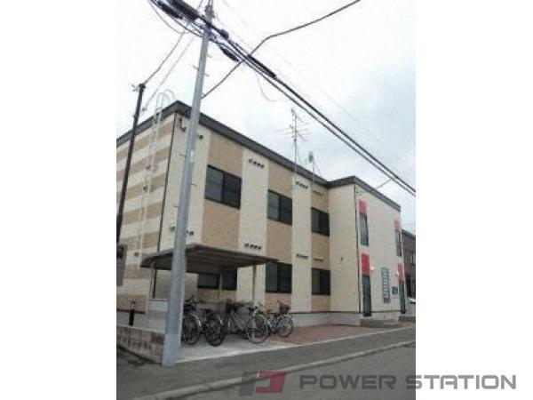 札幌市東区北50条東6丁目0賃貸アパート外観写真