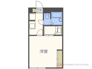 札幌市東区本町2条2丁目0賃貸アパート間取図面