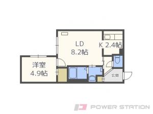 札幌市東区北14条東2丁目0賃貸マンション