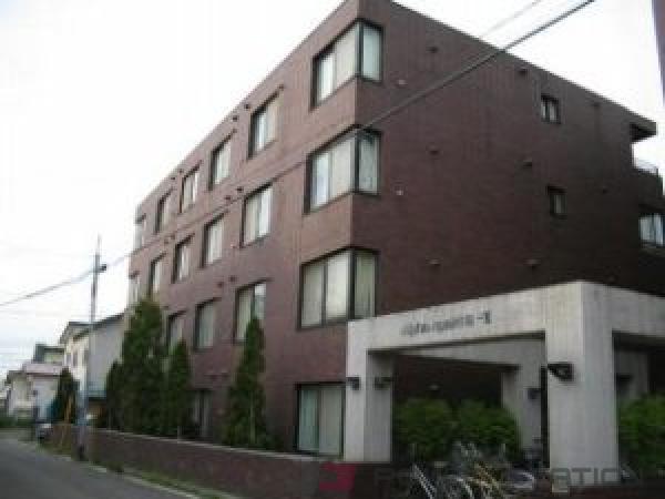 札幌市東区北11条東10丁目0賃貸マンション外観写真