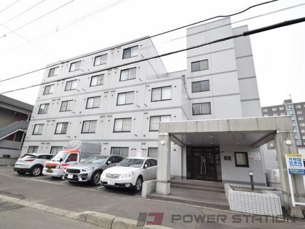 札幌市東区北12条東10丁目0賃貸マンション外観写真
