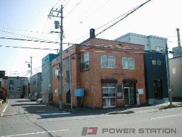 札幌市東区北11条東10丁目0賃貸アパート外観写真