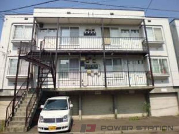 札幌市東区北12条東12丁目1賃貸アパート外観写真