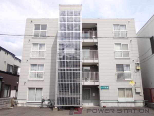 札幌市東区北13条東14丁目0賃貸マンション外観写真
