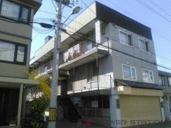札幌市東区本町1条2丁目0賃貸アパート外観写真