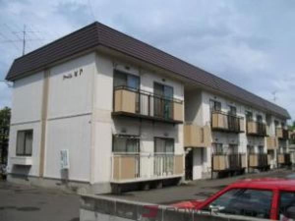 札幌市東区本町2条4丁目0賃貸アパート外観写真