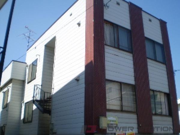 札幌市東区本町2条3丁目0賃貸アパート外観写真