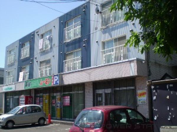 札幌市東区本町2条3丁目0賃貸マンション外観写真