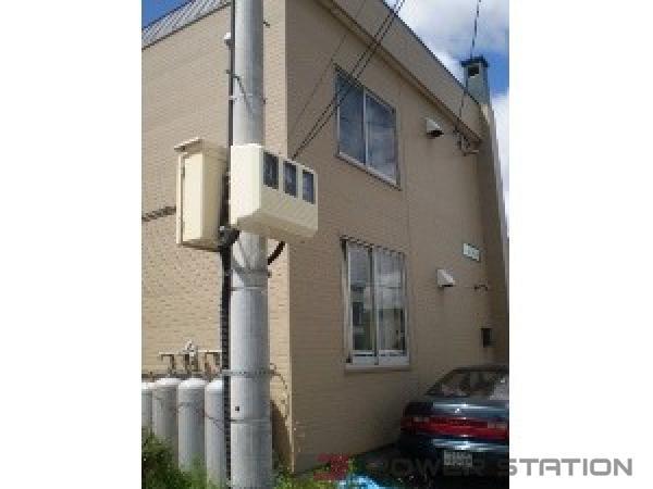 札幌市東区本町2条7丁目0賃貸アパート外観写真