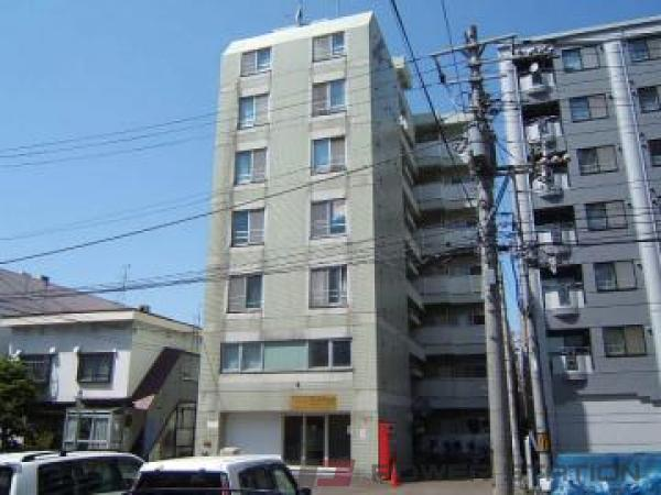 札幌市東区北16条東1丁目1賃貸マンション外観写真