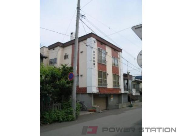 札幌市東区北17条東2丁目1賃貸アパート外観写真
