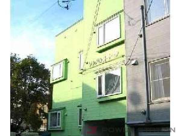 札幌市東区北19条東2丁目0賃貸アパート外観写真