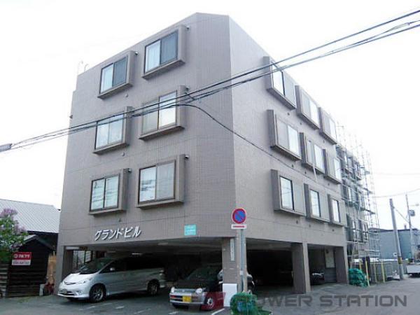 札幌市東区北17条東3丁目0賃貸マンション外観写真