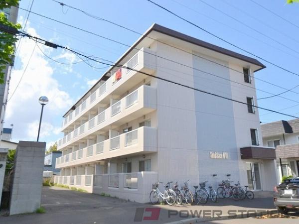 札幌市東区北18条東4丁目1賃貸マンション外観写真