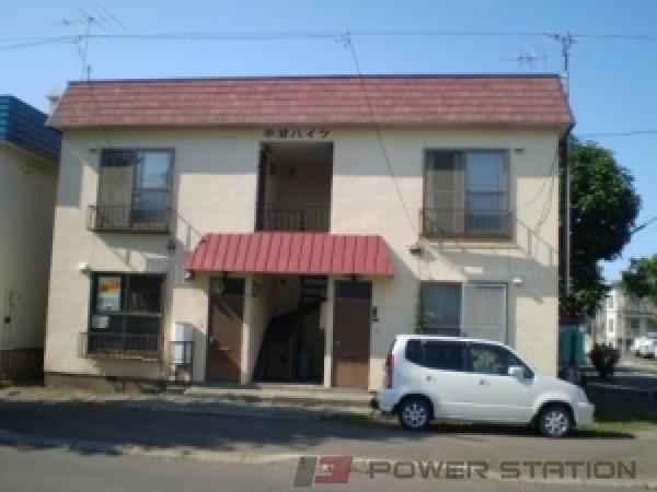 札幌市東区北19条東3丁目0賃貸アパート外観写真