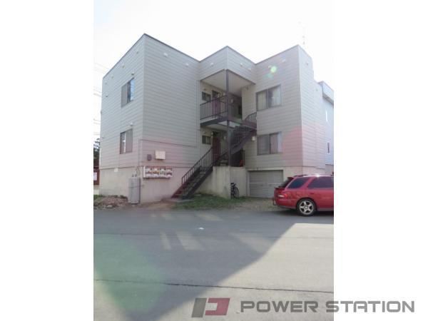 札幌市東区北15条東7丁目0賃貸アパート外観写真