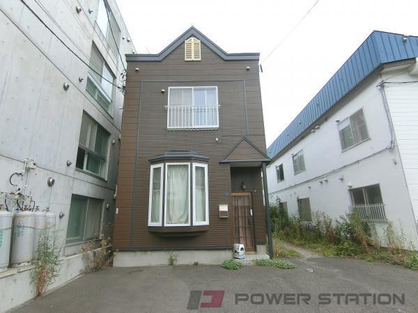 札幌市東区北17条東9丁目1賃貸アパート外観写真