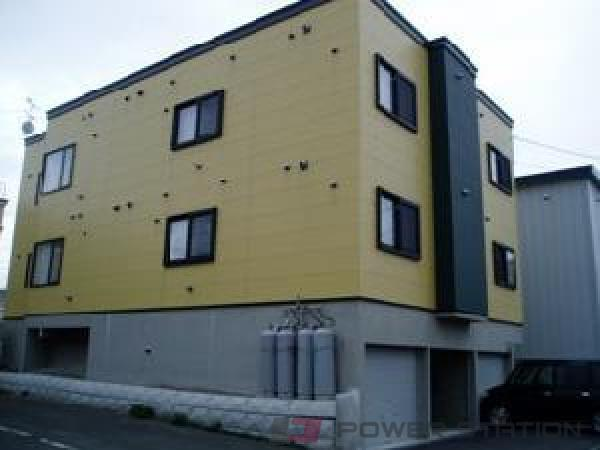 札幌市東区伏古14条4丁目0賃貸アパート外観写真
