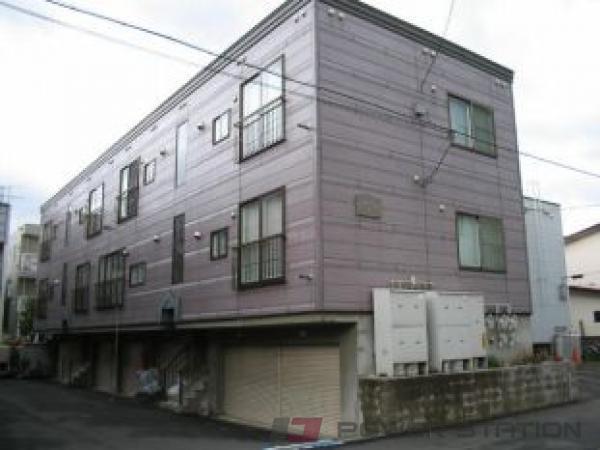 アパート・パークシティ18A
