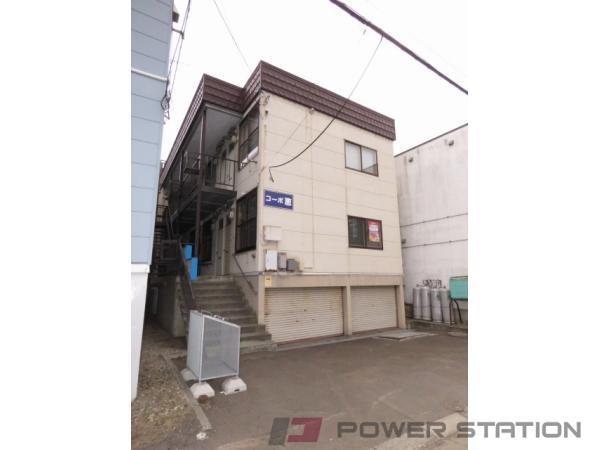 札幌市東区北15条東9丁目0賃貸アパート外観写真