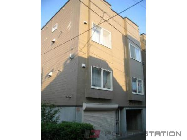 札幌市東区北16条東10丁目0賃貸アパート外観写真