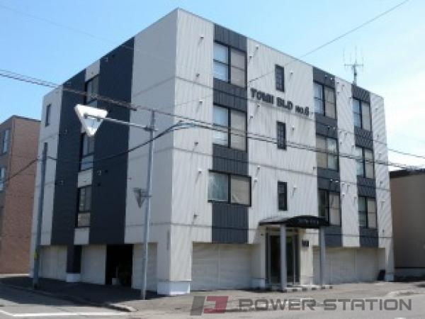 札幌市東区北15条東13丁目0賃貸マンション外観写真