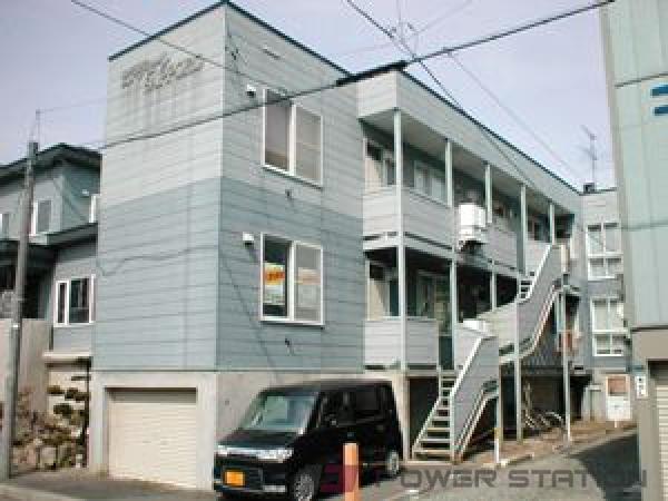 札幌市東区北16条東13丁目0賃貸アパート外観写真