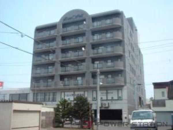札幌市東区北17条東15丁目0賃貸マンション外観写真
