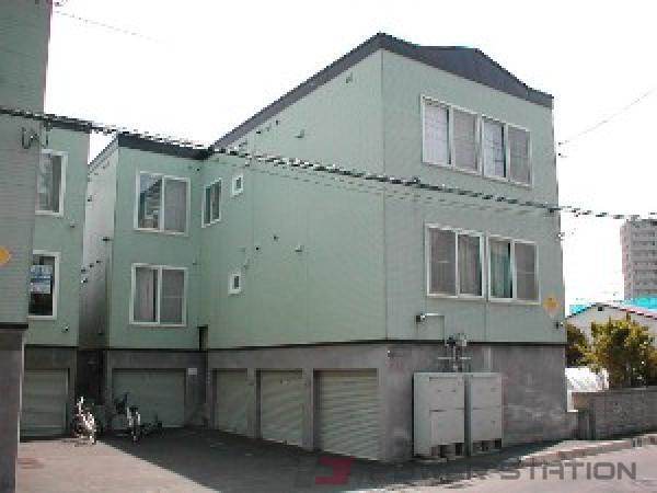 アパート・プラザインN14B棟