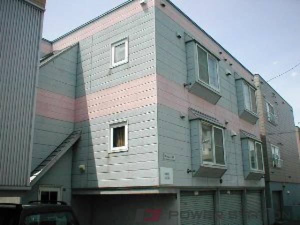 札幌市東区本町2条1丁目0賃貸アパート外観写真