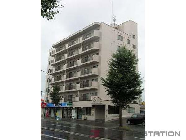 札幌市東区北15条東18丁目0賃貸マンション外観写真