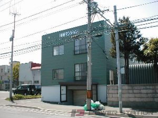 札幌市東区北20条東1丁目0賃貸アパート外観写真