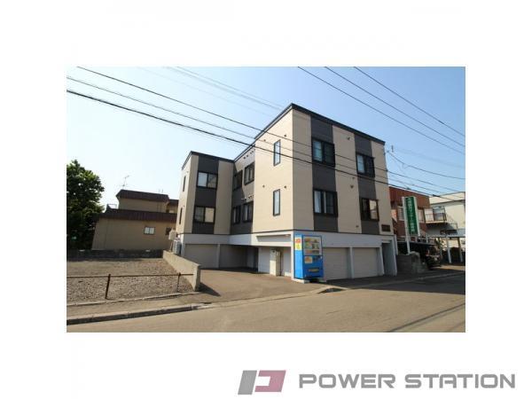 札幌市東区伏古10条2丁目0賃貸アパート外観写真