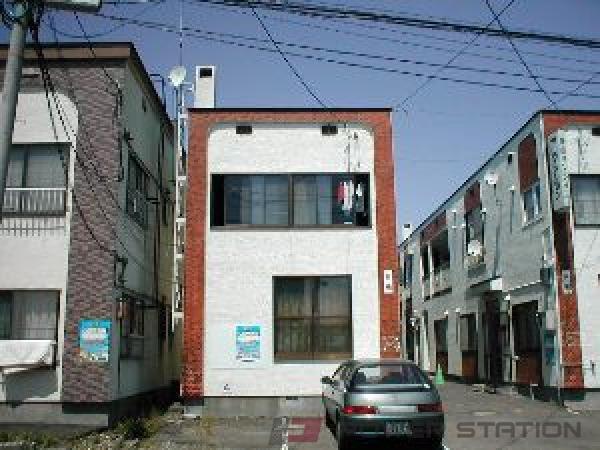 札幌市東区北20条東2丁目0賃貸アパート外観写真
