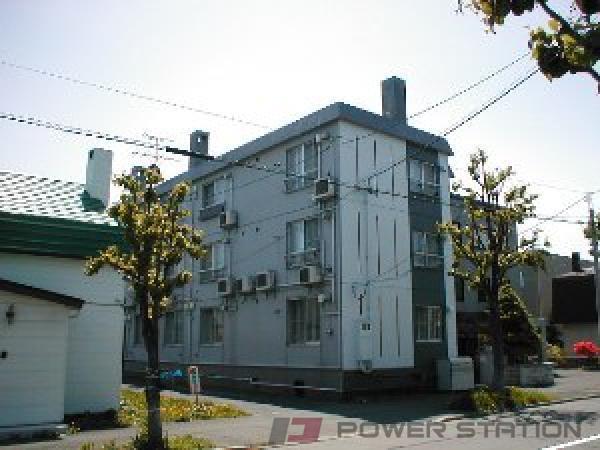 札幌市東区北20条東2丁目0賃貸マンション