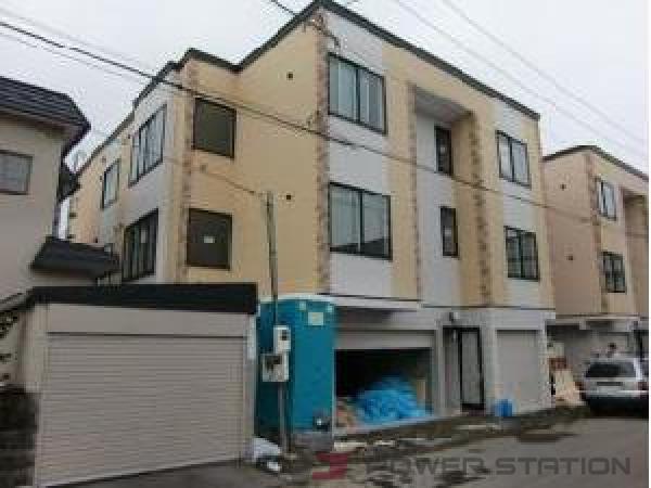 札幌市東区伏古10条2丁目1賃貸アパート外観写真