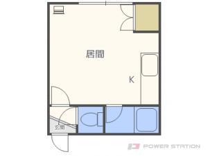 札幌市東区北19条東9丁目0賃貸アパート間取図面