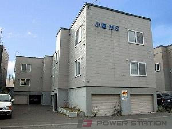 札幌市東区中沼西4条1丁目0賃貸アパート外観写真