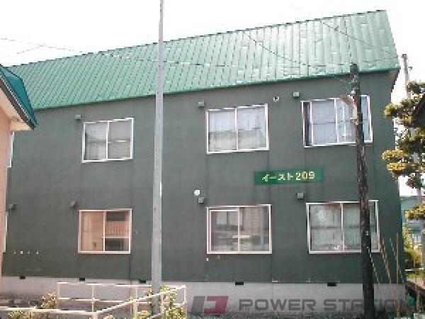 札幌市東区北20条東9丁目0賃貸アパート外観写真