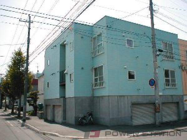 札幌市東区北19条東12丁目0賃貸アパート外観写真