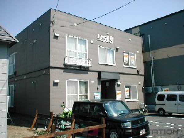 札幌市東区北19条東12丁目1賃貸アパート外観写真
