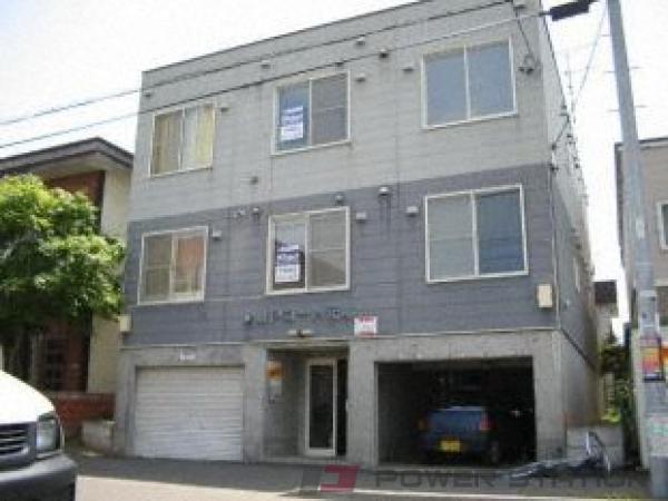 札幌市東区北20条東13丁目0賃貸アパート外観写真
