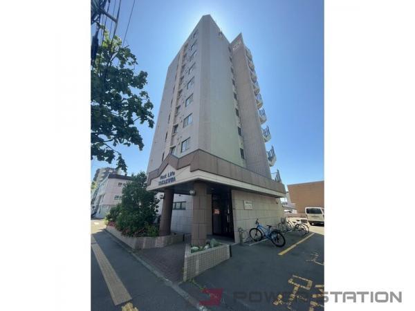 札幌市東区北20条東15丁目1賃貸マンション外観写真